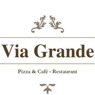 Pizza & Café - Restaurant VIA GRANDE Martin