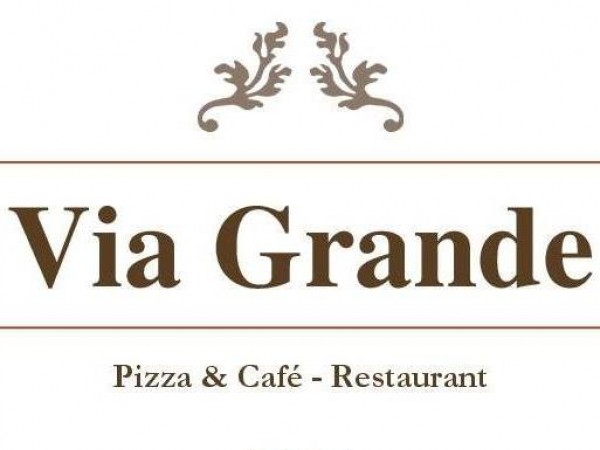 Pizza & Café - Restaurant VIA GRANDE Martin